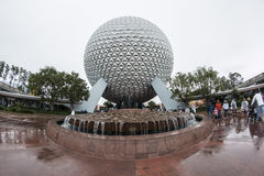 Epcot - Walt Disney World - Orlando/FL Royalty Free Stock Photos