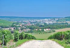 Epernay,Champagne region,France Royalty Free Stock Image