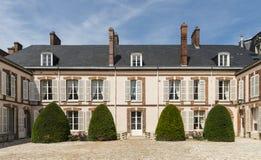 Perrier Jouet Champagne in Epernay. Epernay, France - June 8, 2017: Champagne House Perrier - Jouet in `Avenue de Champagne` in Epernay, France Stock Photos