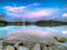 Ephemeral Sunrise Royalty Free Stock Image
