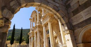 Ephesis στοκ εικόνα