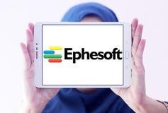 Ephesoft przedsięwzięcia logo Fotografia Royalty Free