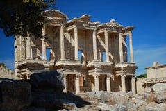 Ephesus图书馆 库存照片