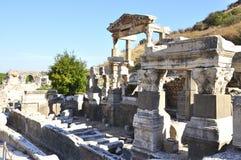 Ephesus土耳其 免版税库存照片