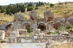 Ephesus在土耳其 库存图片