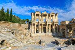 Ephesus,土耳其 免版税库存照片