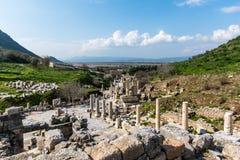 Ephesus, Τουρκία Στοκ Εικόνες