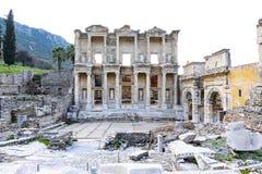 Ephesus в списке всемирного наследия ЮНЕСКО стоковое изображение