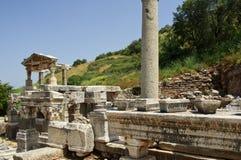 Ephesus стоковое изображение rf