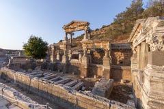 Ephesus, Турция Мифология, свод стоковая фотография rf