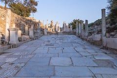 Ephesus, Турция Мифология, свод стоковое изображение rf