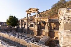 Ephesus, Турция Мифология, свод стоковое фото rf
