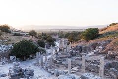 Ephesus, Турция Мифология, свод стоковые изображения rf