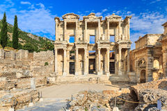 Ephesus, Турция стоковая фотография