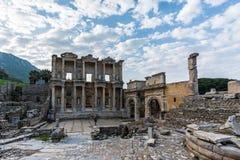 Ephesus, Турция Стоковое Изображение