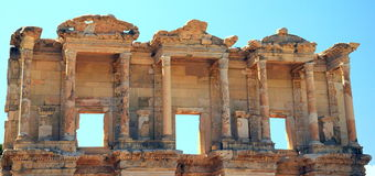 Ephesus. Ancient city in Turkey Stock Photo