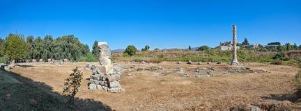 Ephesus Imagens de Stock