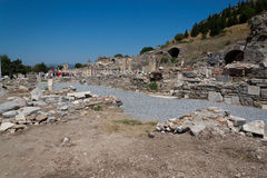 Ephesus 免版税库存图片