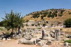 Ephesus Stock Afbeeldingen