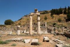 Ephesus Fotografering för Bildbyråer