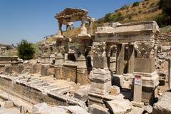 Ephesus 库存照片
