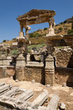 Ephesus 免版税库存照片