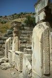 Ephesus. Ancient city Ephesus, Selcuk, Turkey Stock Photos