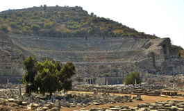 Ephesus Fotografia de Stock Royalty Free