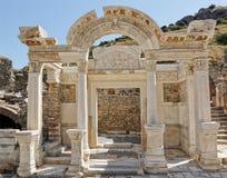 Ephesus Royaltyfri Fotografi
