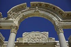 Ephesus Στοκ φωτογραφία με δικαίωμα ελεύθερης χρήσης
