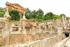 Ephesus Royaltyfria Foton
