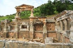 Ephesus Arkivfoton