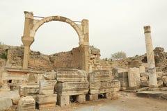 Ephesus Arkivfoto