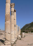 Ephesus. Image of Ephesus , the biggest city of its time Royalty Free Stock Photo
