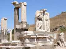 Ephesus. Image of Ephesus , the biggest city of its time Royalty Free Stock Image