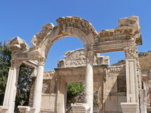 Ephesus. Image of Ephesus , the biggest city of its time Royalty Free Stock Images