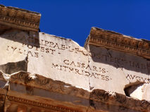 Ephesus 9. Ephesus, Izmir, Turkey royalty free stock photo