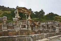 Ephesus alte Stadt Stockbild