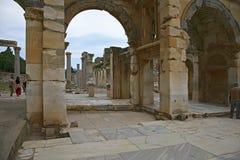 Ephesus alte Stadt Lizenzfreie Stockbilder