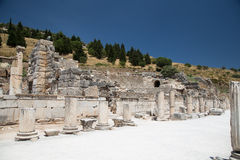 Ephesus Ancient City Stock Photos