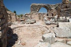 Ephesus Ancient City Stock Image