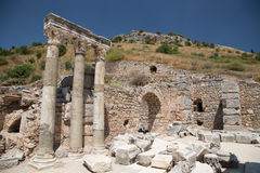 Ephesus Ancient City Stock Images