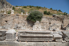 Ephesus Ancient City Royalty Free Stock Images