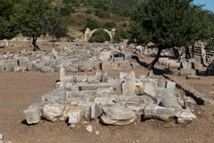 Ephesus Ancient City Stock Photography
