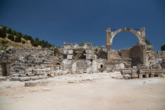 Ephesus Ancient City Royalty Free Stock Photos