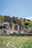 Ephesus (ancient Greek city) Stock Photography