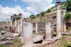 Ephesus (ancient Greek city) Royalty Free Stock Image