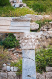 Ephesus (ancient Greek city) Royalty Free Stock Photo
