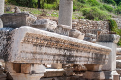 Ephesus (ancient Greek city) Royalty Free Stock Image