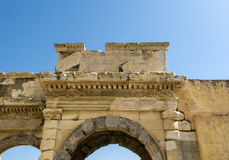 Ephesus ancient greek ruins in Anatolia Turkey Stock Images